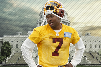 What I'm Hearing: USA TODAY Sports' Mike Jones was in attendance for Dwayne Haskins first on-field appearance with the Redskins and tells us what he saw and heard.