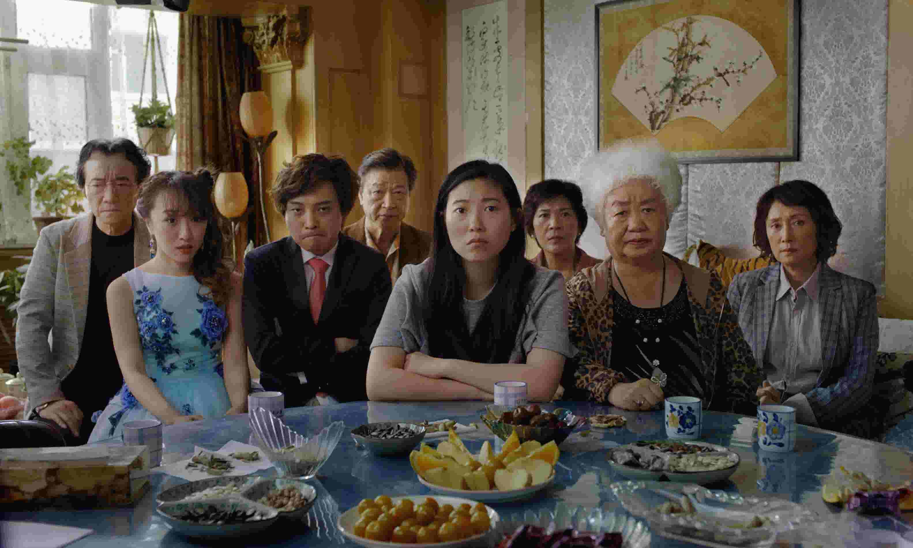 Awkwafina can't hide her emotions in first trailer for 'The Farewell'