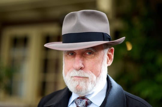 """Vint Cerf is often referred to as the """"father of the internet."""""""