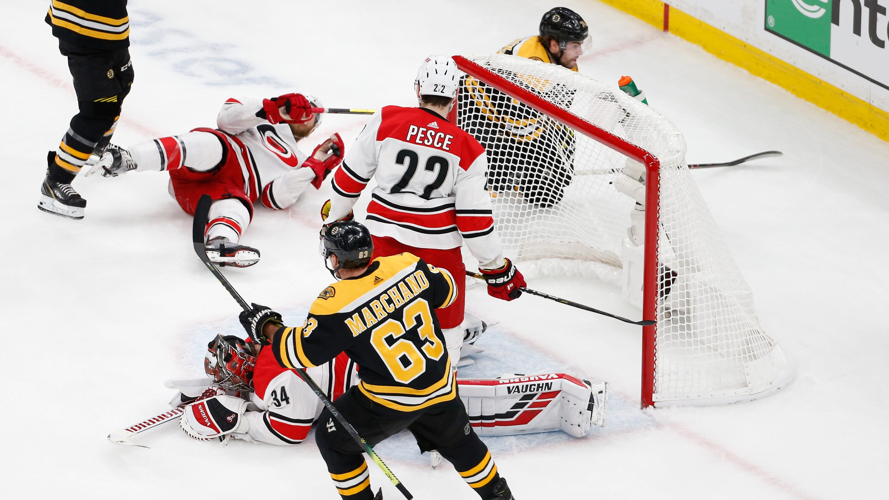 NHL Playoffs: Hurricanes Need To Change Goalies To Save