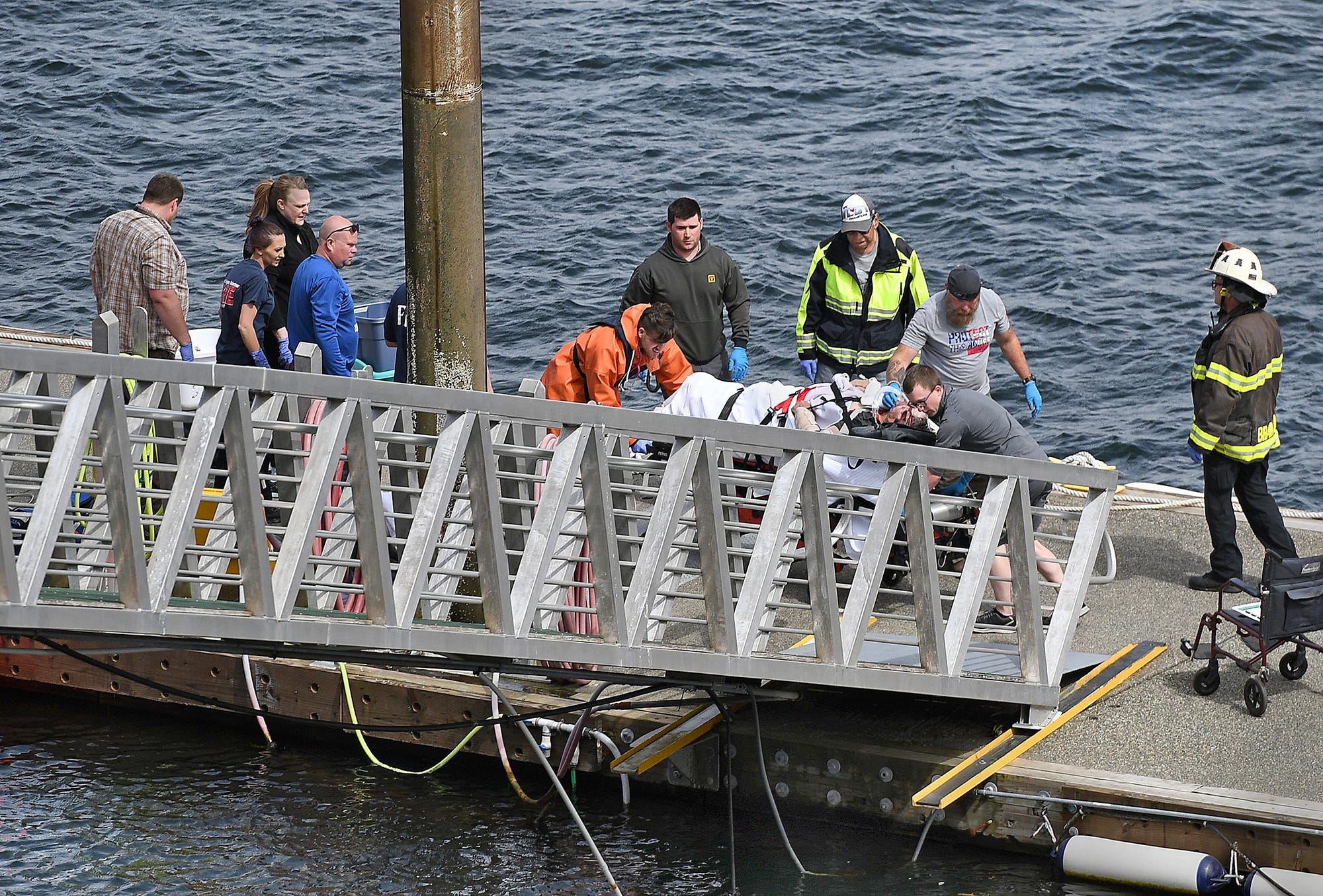 NTSB to investigate collision of floatplanes near Ketchikan, Alaska; at least 4 dead, 2 missing