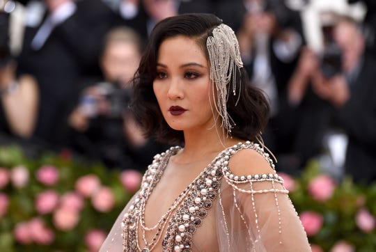 """Fresh Off the Boat"" star Constance Wu at the Met Gala last week in New York."