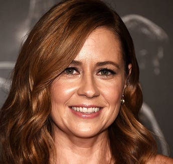 Jenna Fischer got two surprises on Mother's Day: Breakfast in bed, and a bill to go with it.