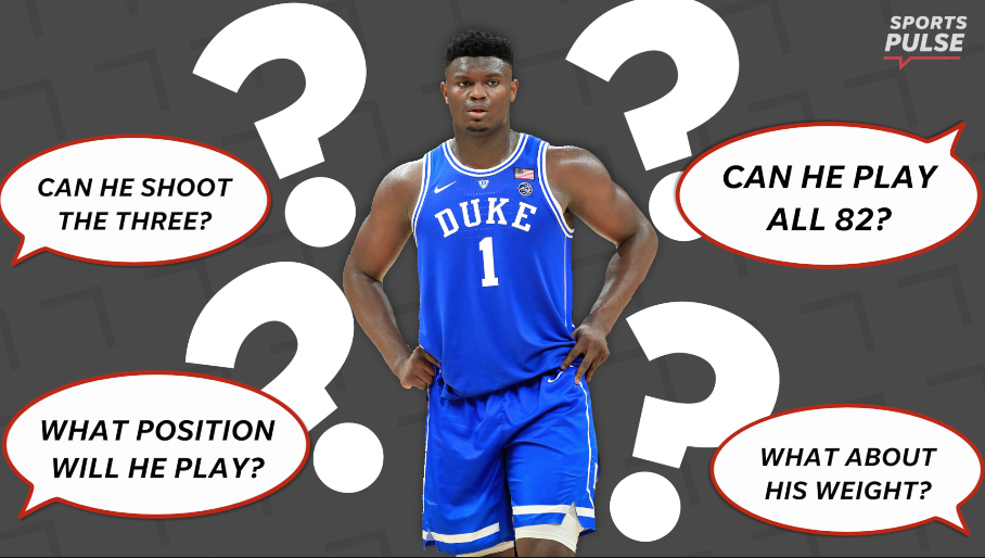 18fa55c80 NBA draft lottery  Ranking the best and worst fits for Zion Williamson