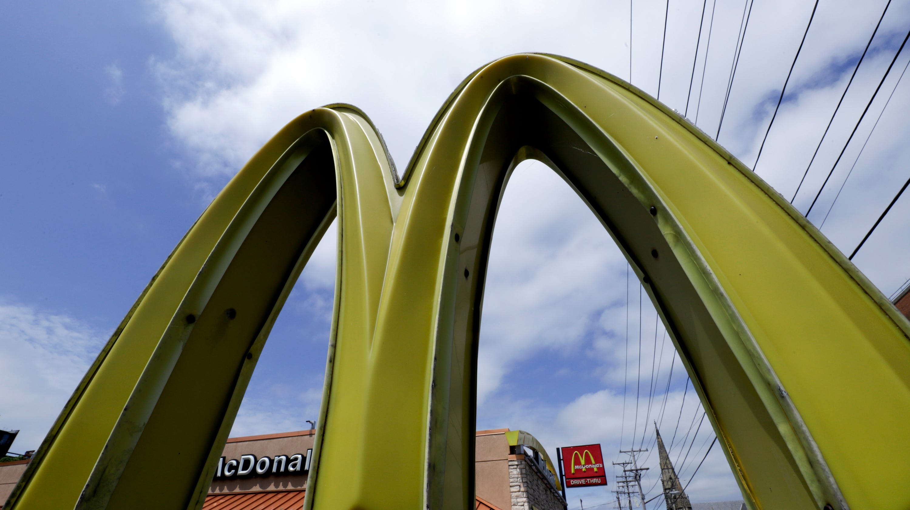 McDonald's in Austria will double as mini U.S. embassies for tourists in need of help
