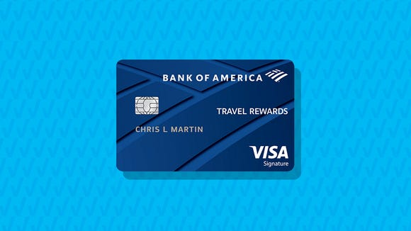 Bank of America Travel Rewards