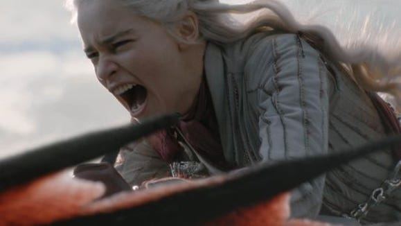 Daenerys has been through major trauma. Is it any wonder she has some rage?