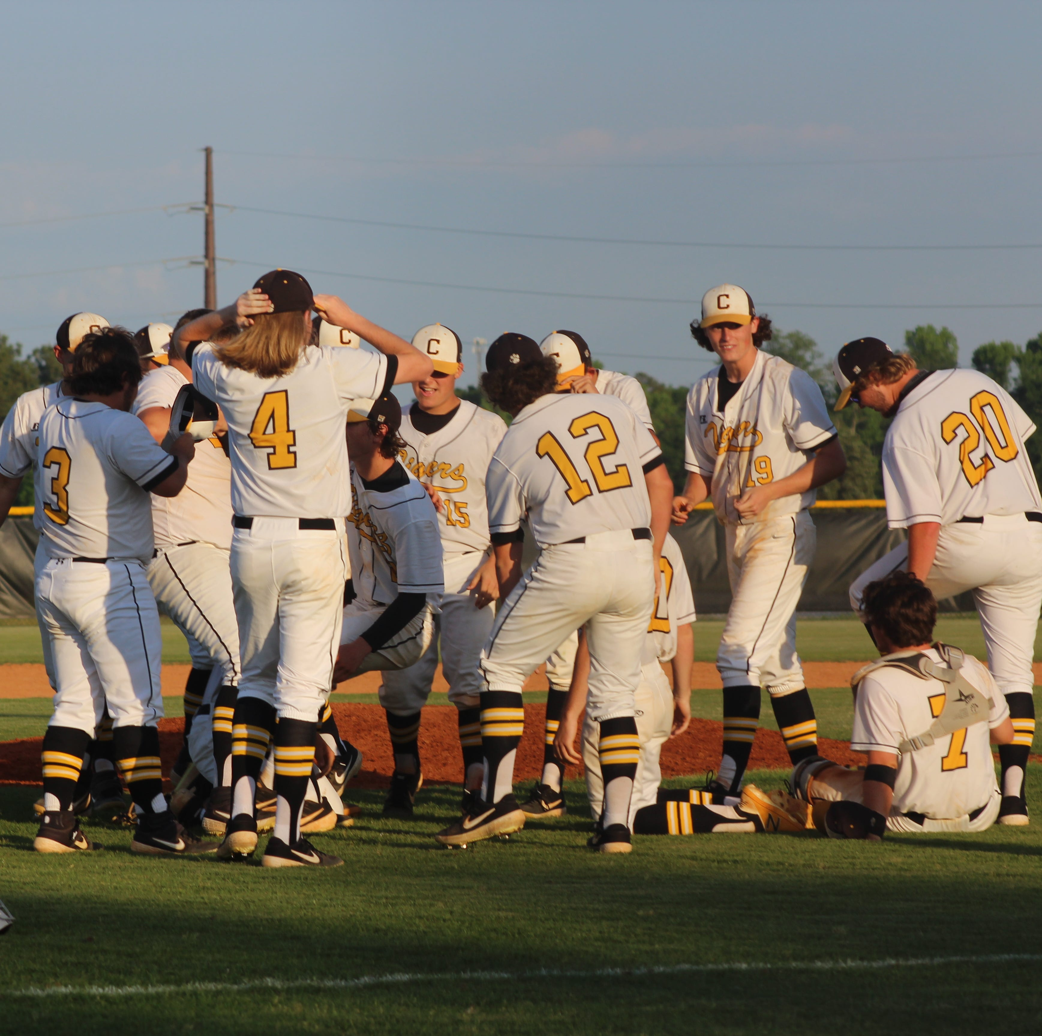 Crescent baseball forces decisive Game 3 for AAA state championship against Bishop England