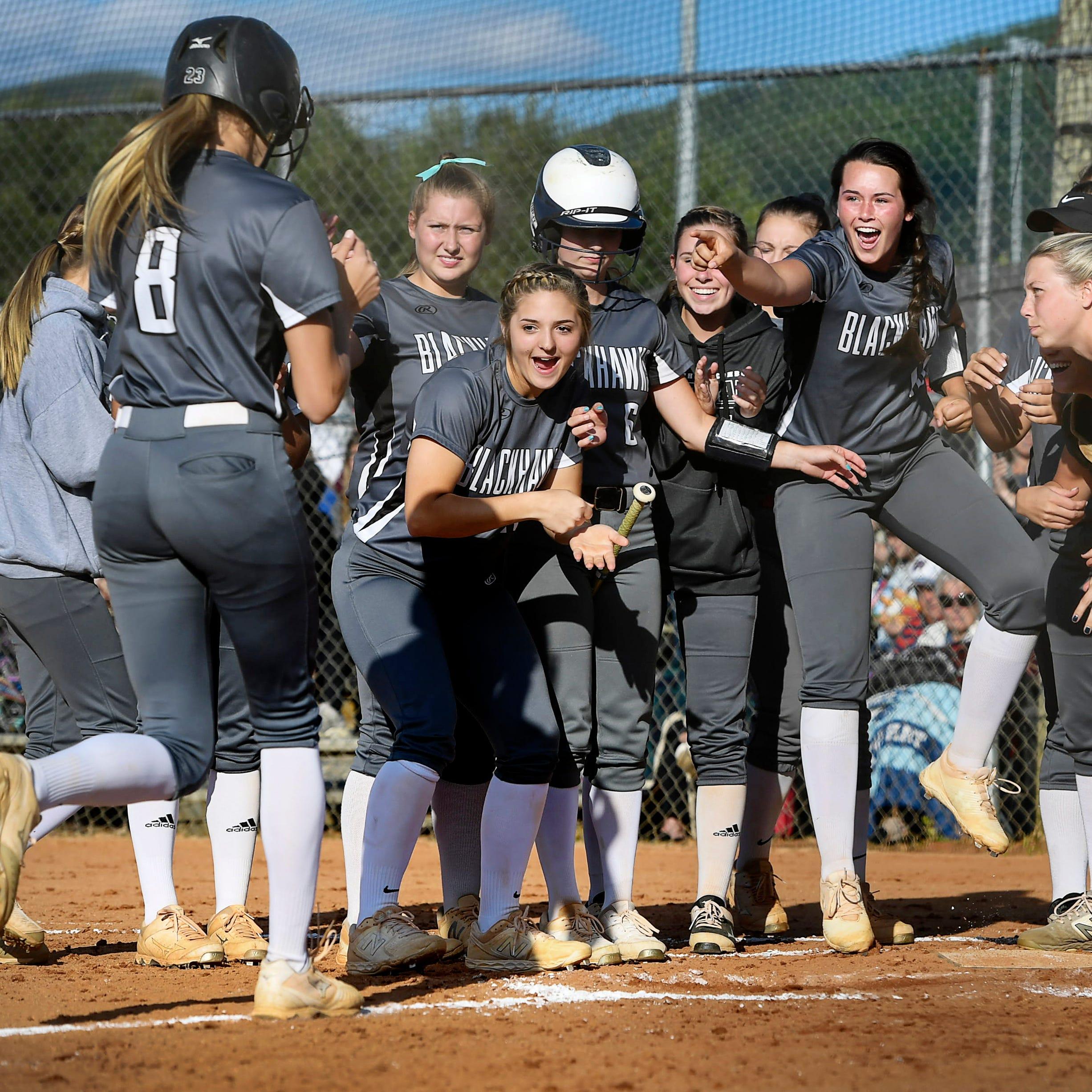 NCHSAA third round: WNC softball recaps