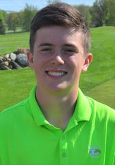 Jake Van Dis of Lakeview was match medalist at the All-City Golf Tournament.