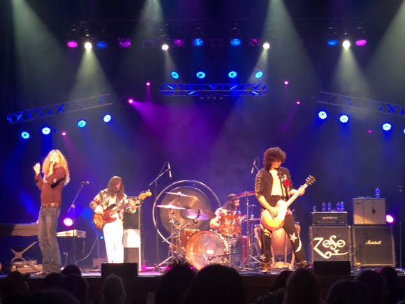 No Quarter bring the Led Zeppelin Legacy back to the Admiral Aug. 23.