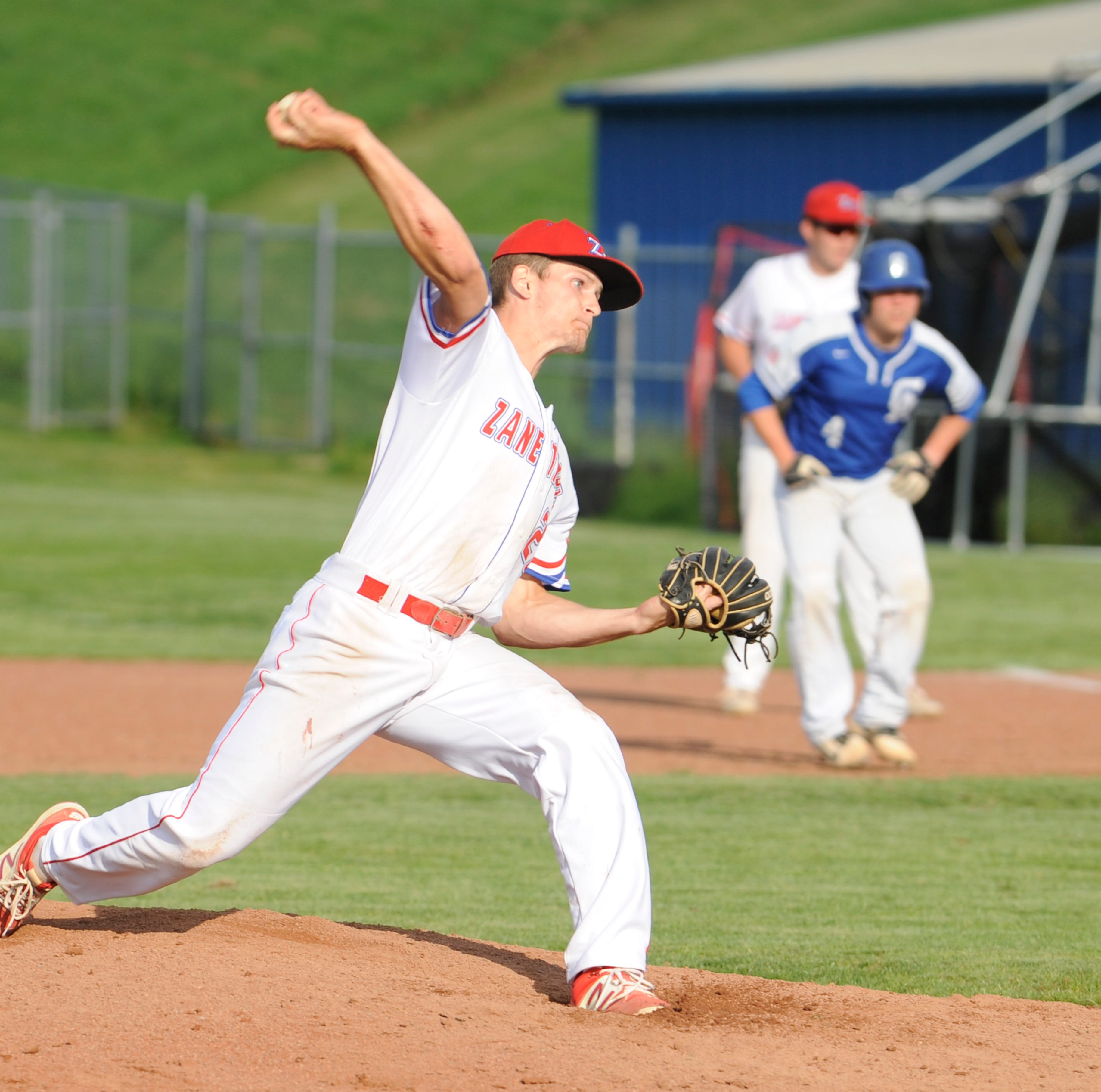 OHIO HS BASEBALL: Zane Trace wins sectional semifinal 6-4 over Gallia Academy