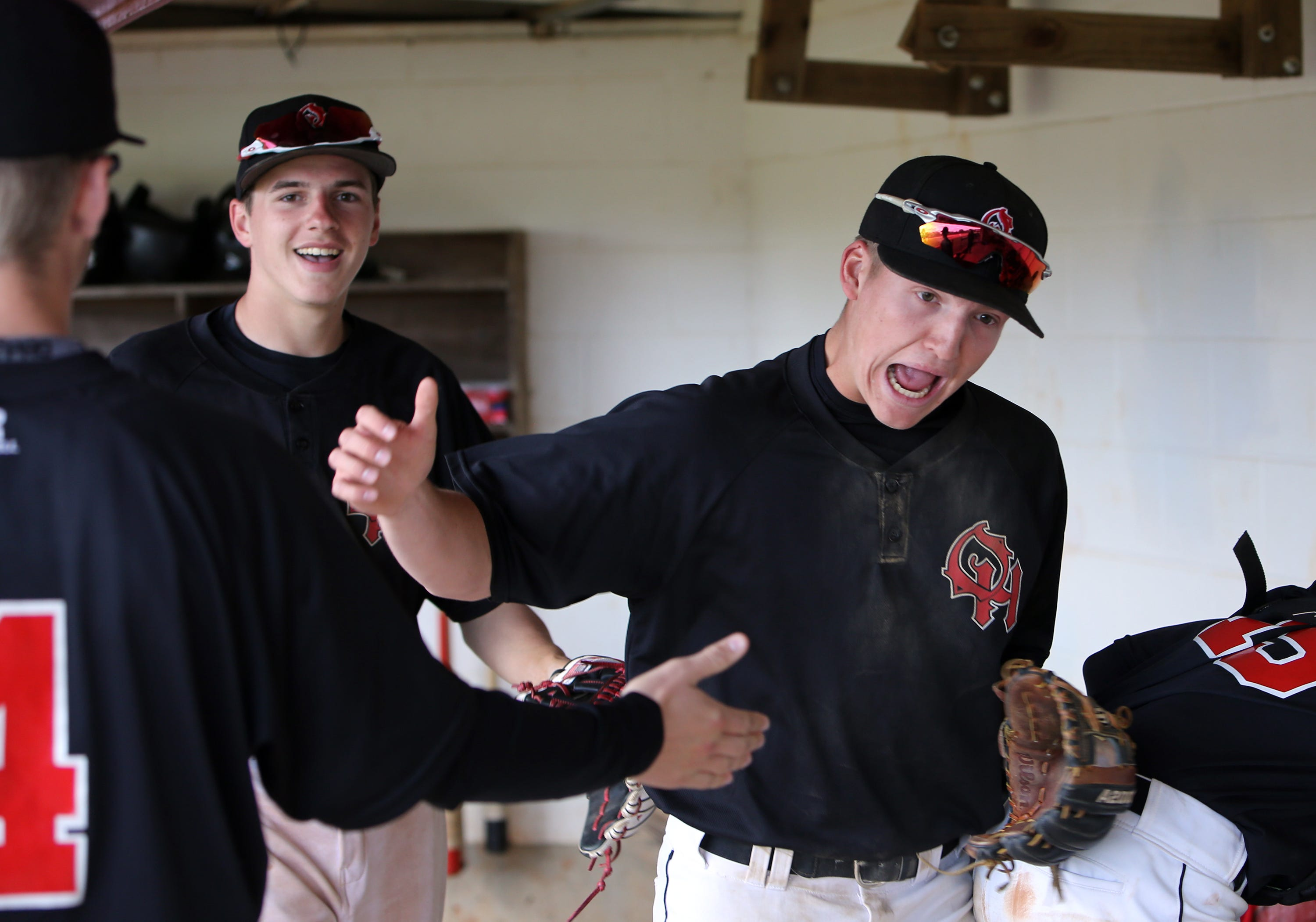 Oak Hills baseball beats Sycamore in postseason battle of Greater Miami Conference rivals
