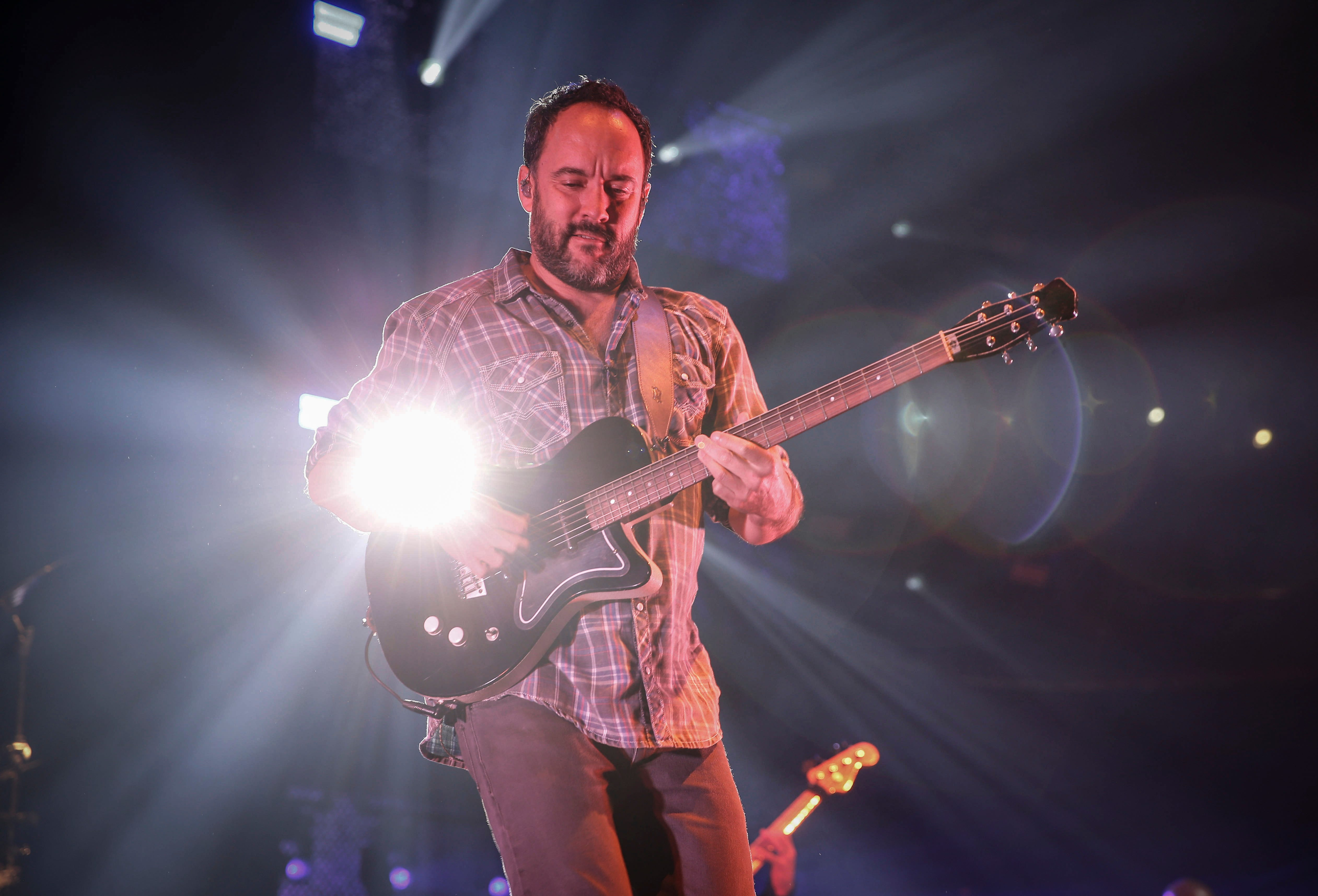 Photos: Dave Matthews Band performs for packed Wells Fargo Arena