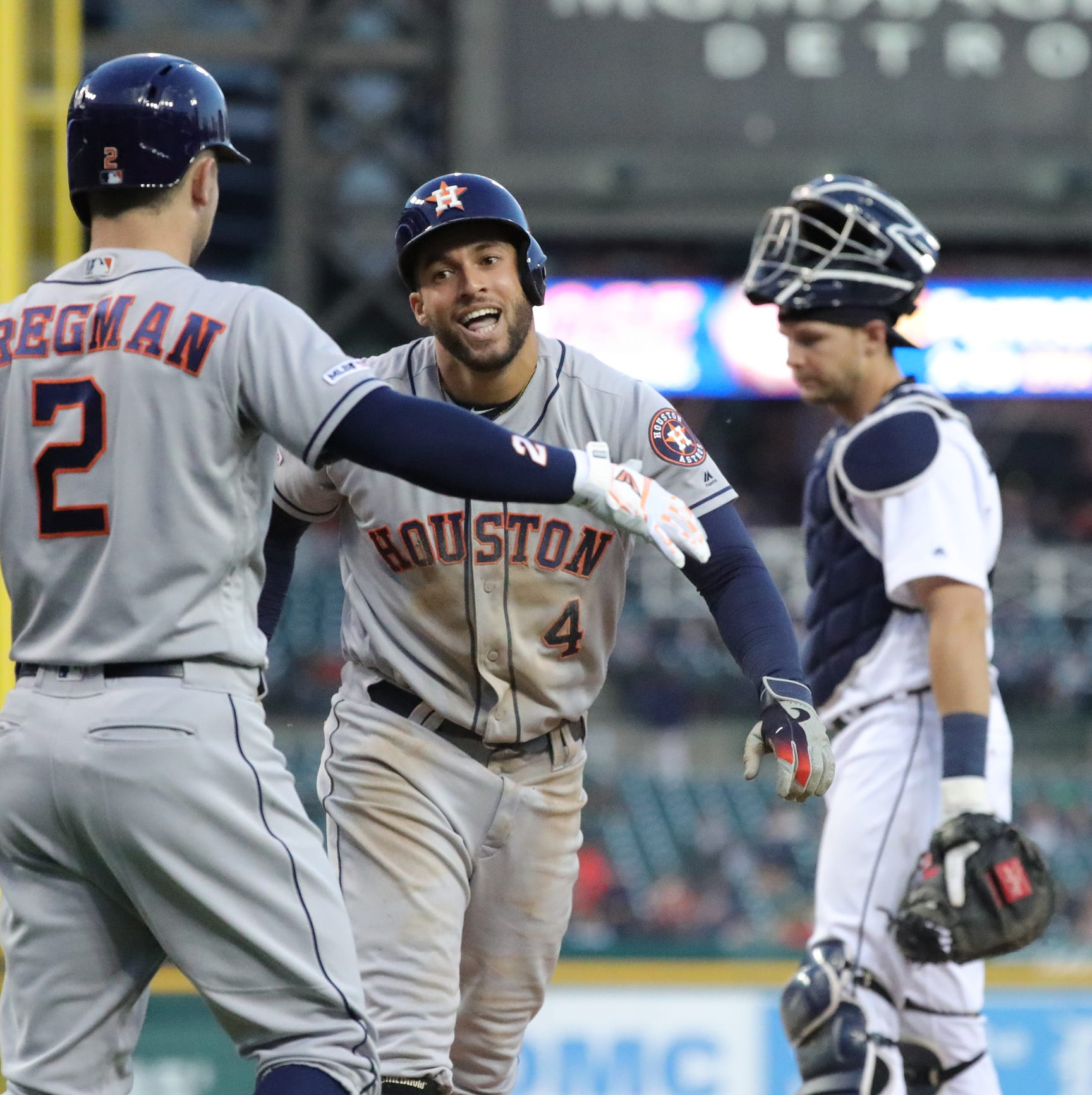 Pitching depth plaguing Detroit Tigers in blowout vs. Astros, 11-4
