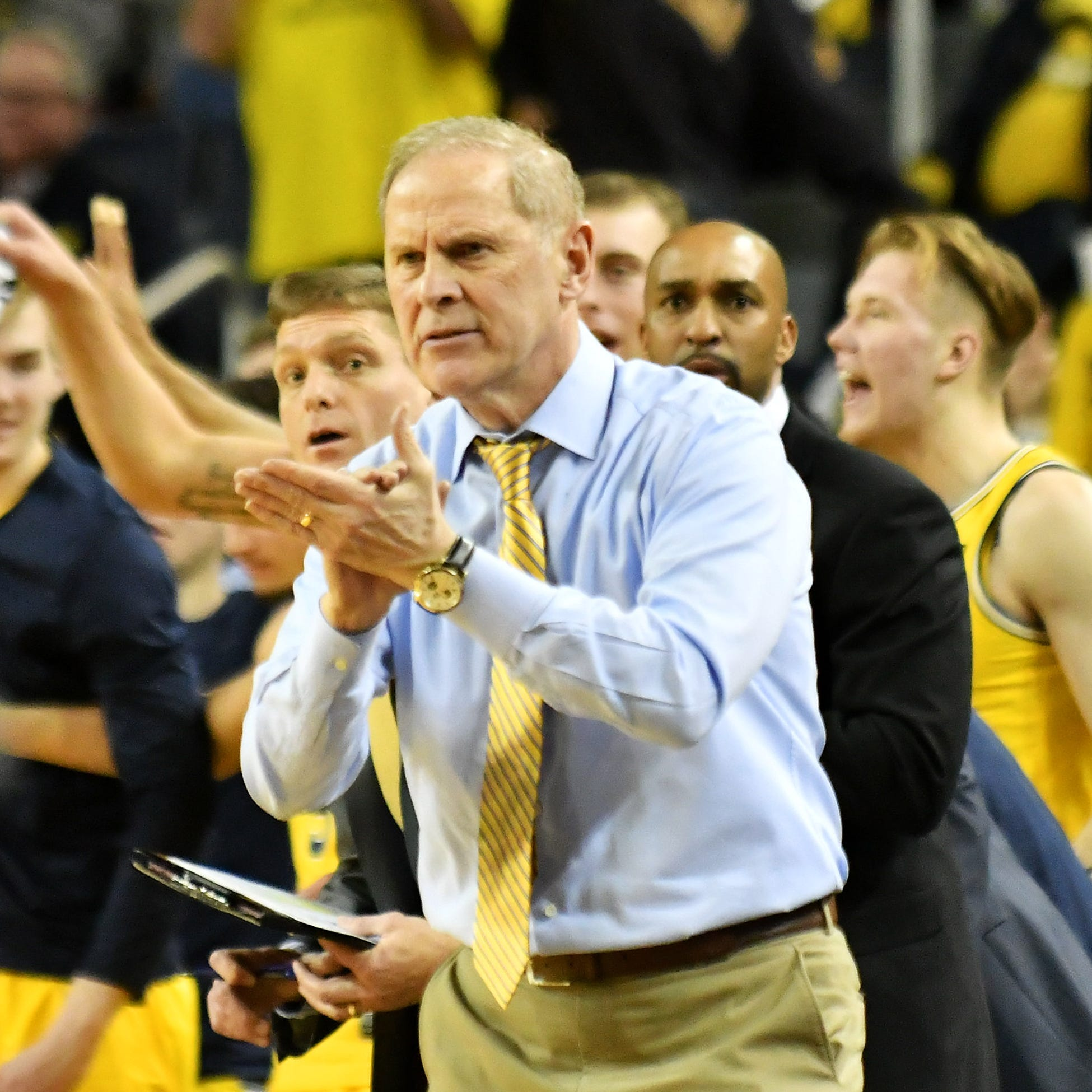 Former players: John Beilein made excellence the standard at Michigan
