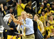 Former Michigan coach John Beilein