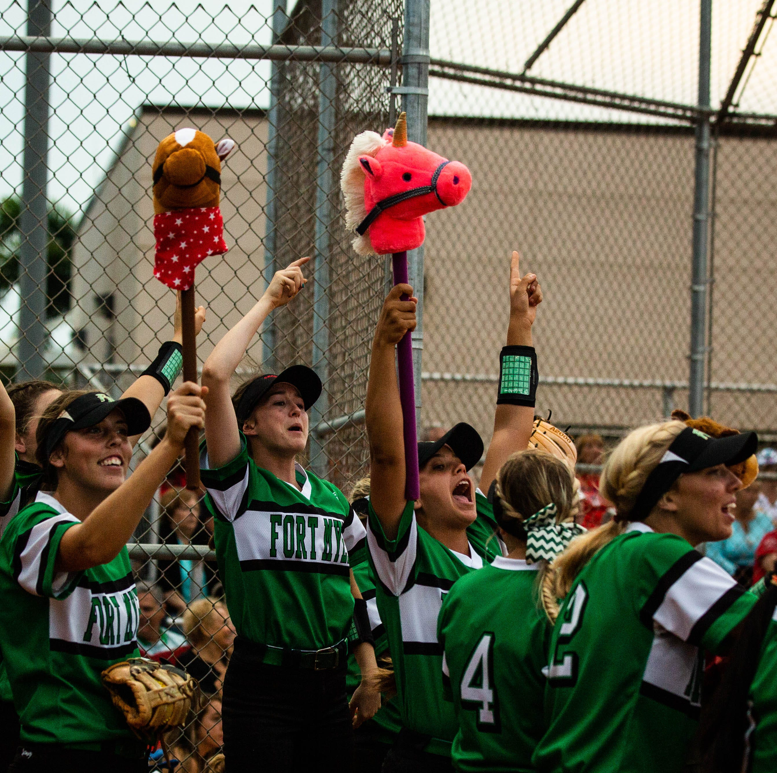 Playoffs: Fort Myers, North FM softball win late; Canterbury, Seacrest baseball advance