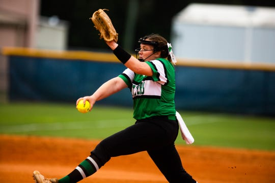 Fort Myers senior pitcher Vivian Ponn had surgery to repair a torn labrum in June 2018 and came back to lead the Green Wave to the Class 7A state semifinals where on Thursday it will face St. Johns Creekside in Vero Beach.