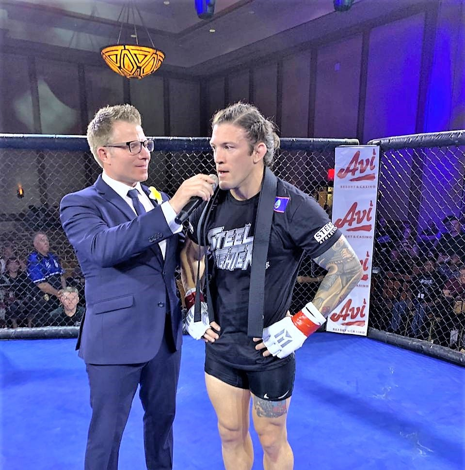 JJ Ambrose wins main event at WFC 104, third edition of Glorified Sparring announced