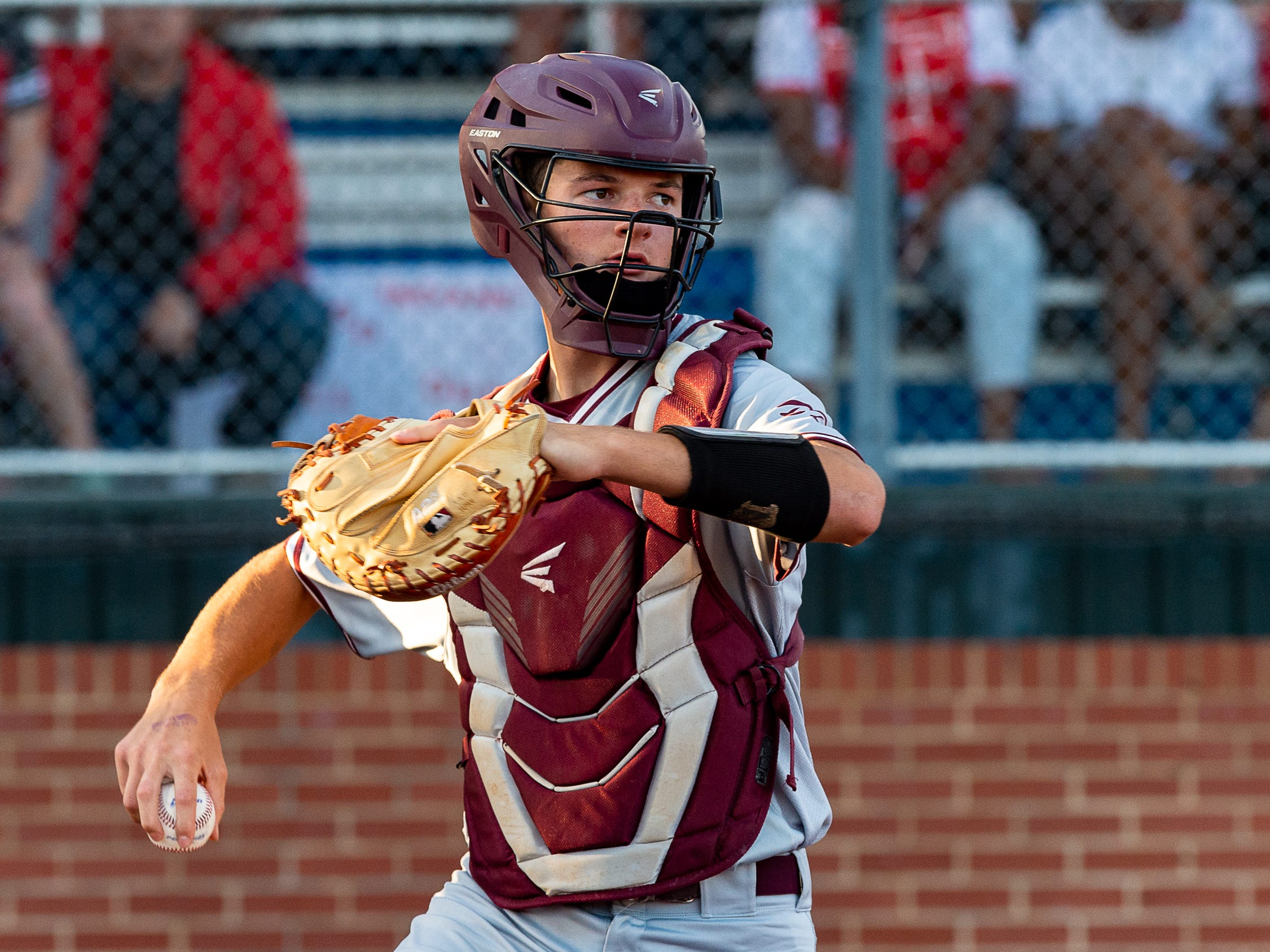 Breaux Bridge falls to Tioga High School in the LHSAA Class 4A Championship Game. Tuesday, May 14, 2019.