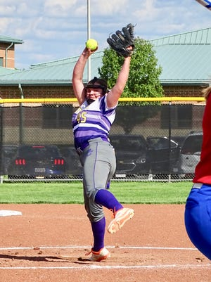 Bloom-Carroll sophomore pitcher Lexi Paulsen, who has verbally committed to the University of Washington, was named as the Mid-State League-Buckeye Division Player of the Year and helped guide the Bulldogs to a 19-7 record and district runner-up finish her freshmen season.