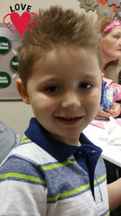 Hunter Payton, 4,  died after he was injured in a Kentucky foster home. The foster father is on trial for murder.