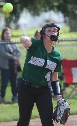 Madison's Sloan Kiser was named first team All-Northwest District for her sensational 2019 junior season.