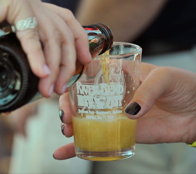 River Bend Brewfest returns to Montgomery's Union Station Train shed on Friday