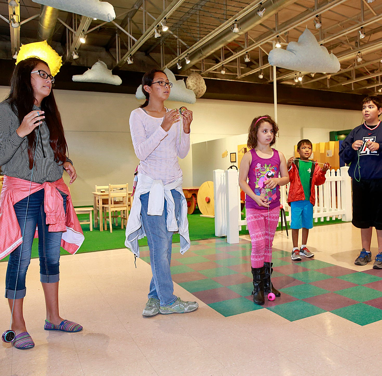 Farmington Indian Center, E3 Children's Museum could be impacted by budget cuts