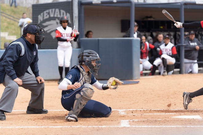 Catcher Haley Burda and her Wolf Pack teammates will look to defend their home field when the NISC regionals begin Thursday.