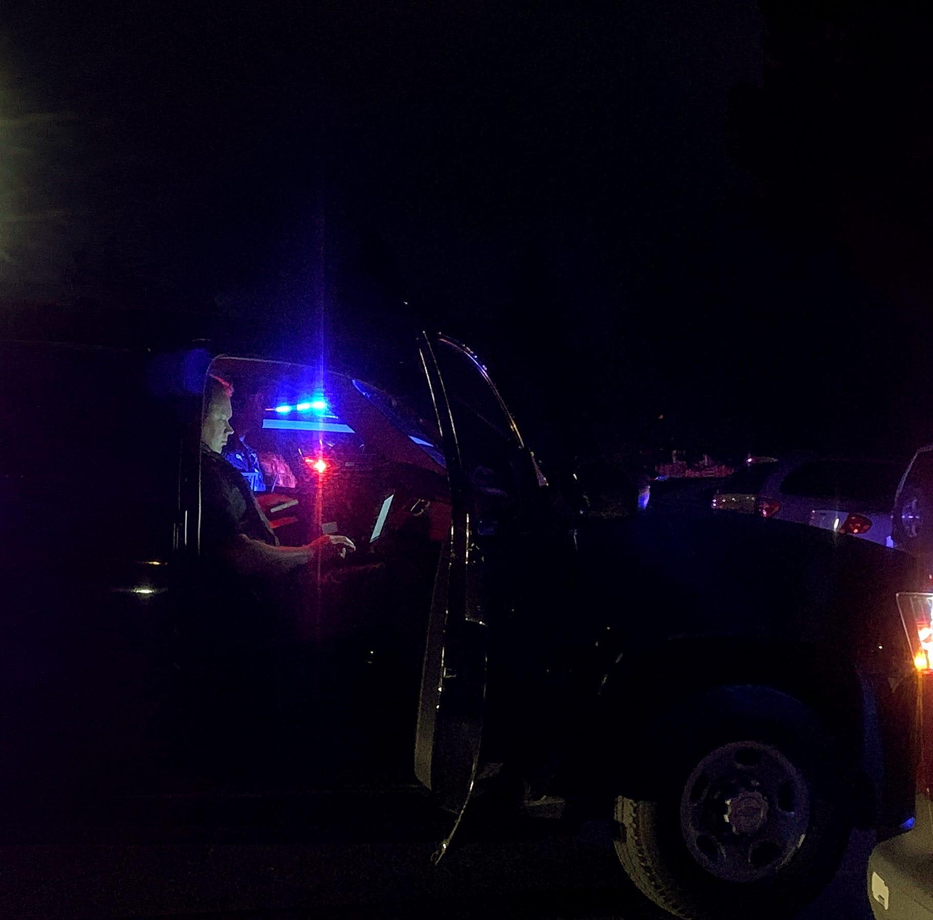 Salem Police officer injured in shooting during traffic stop on Highland Avenue NE