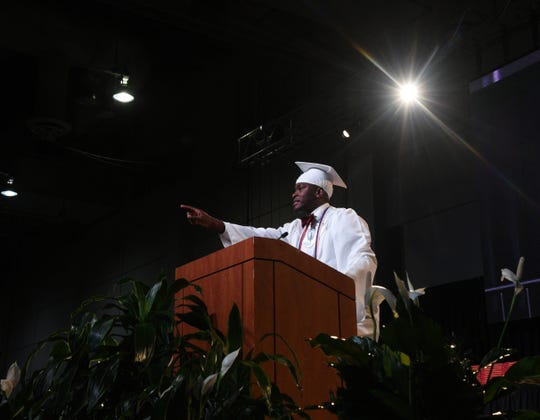Southwood Graduation Tuesday, May 14, 2019at the Shreveport Convention Center.
