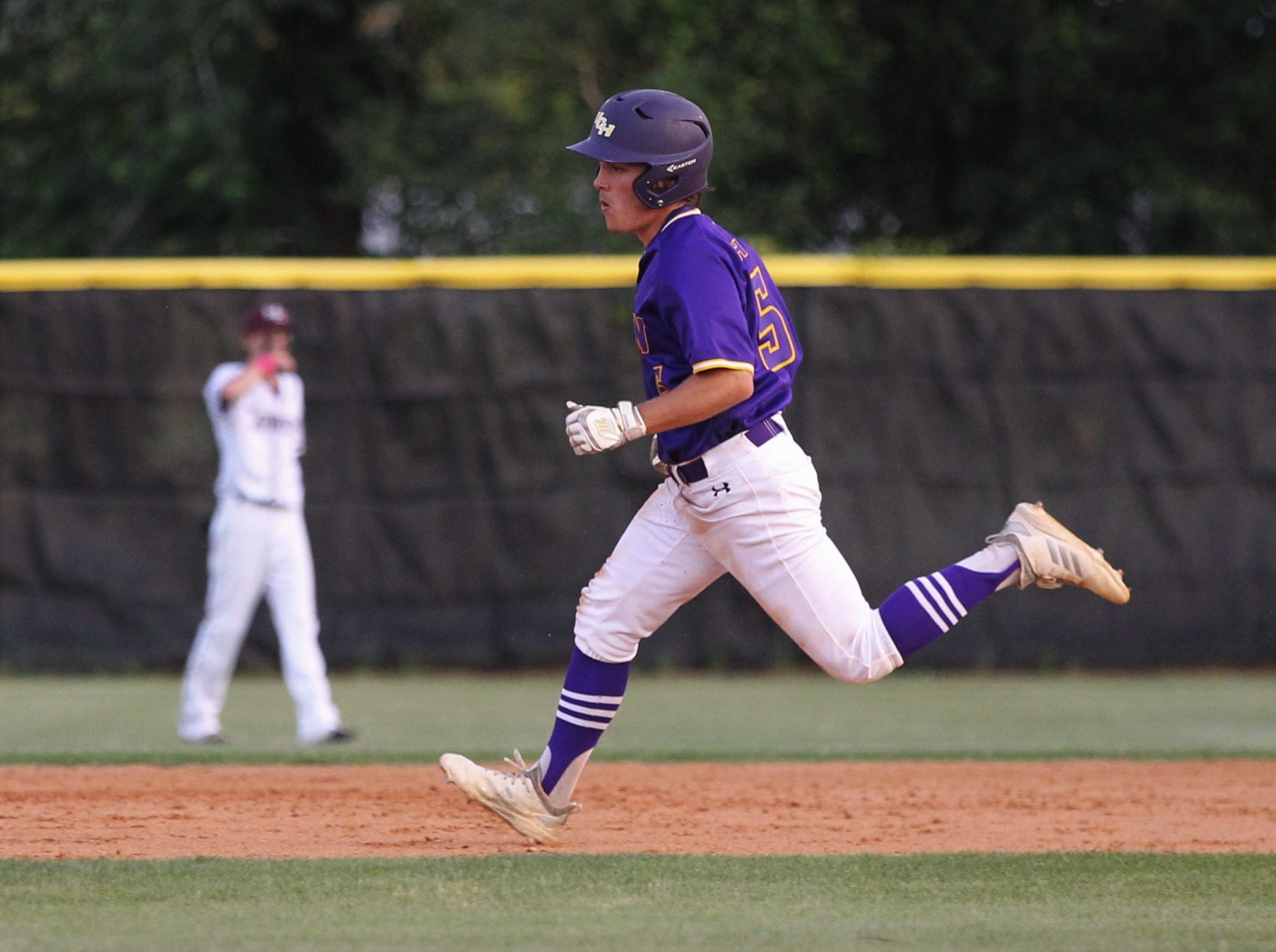 Madison County beat Union County 1-0 during a Region 2-1A semifinal on May 14, 2019.