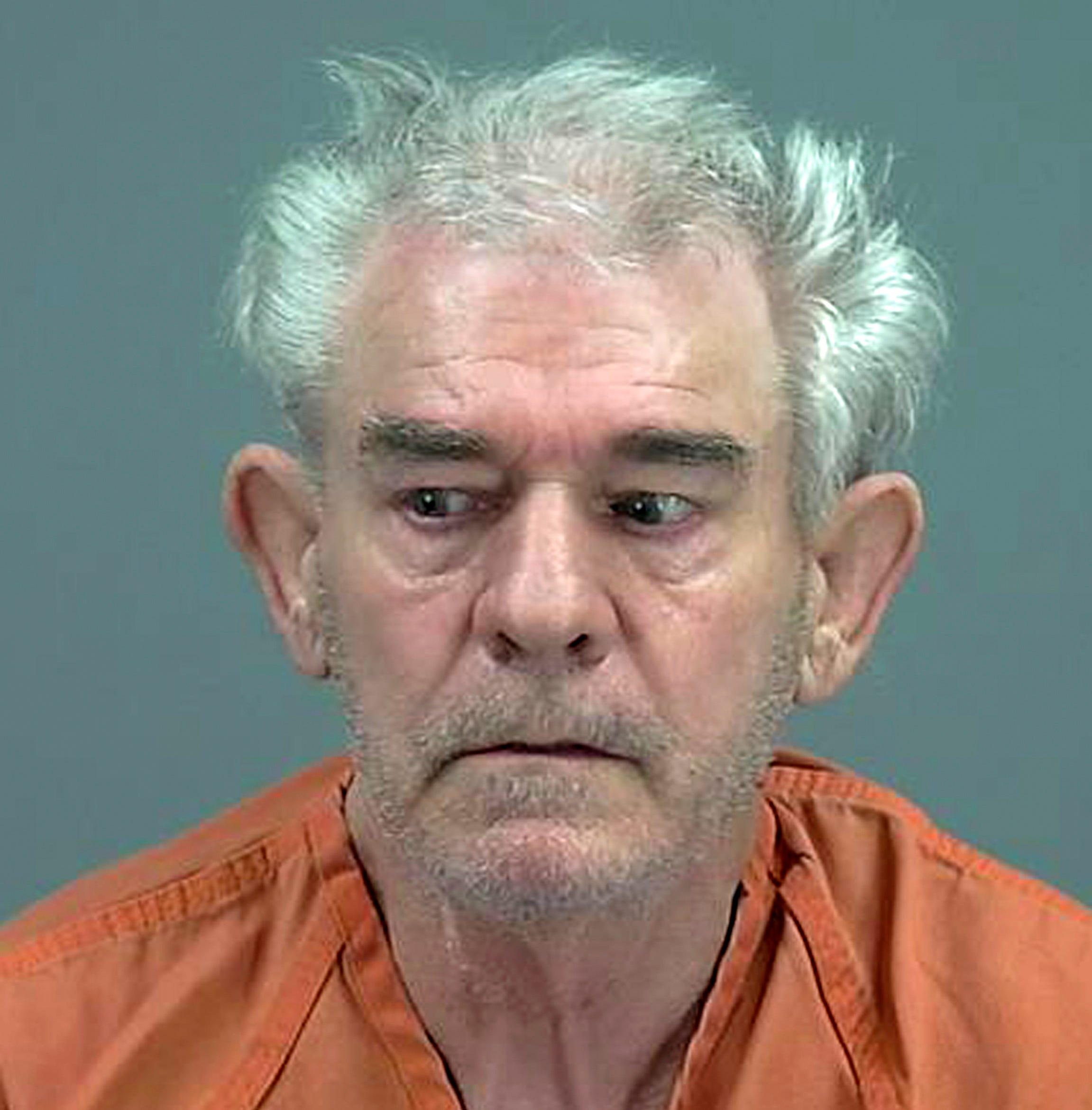 Man, 70, in underwear arrested after dead wife found naked in vehicle after El Paso stay