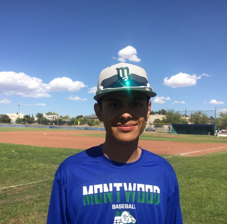 Montwood holds off Odessa High, 8-5, in series opener in UIL baseball playoffs