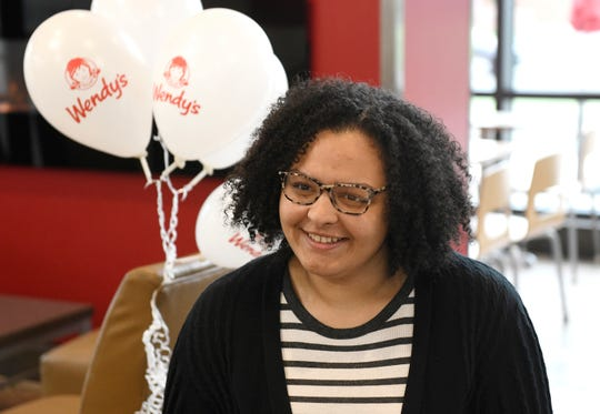 Vineland senior Tadae King-Williams started Tadae's Foster for Tomorrow, a donation program to help foster kids. Wendy's restaurant on S. Main Road in Vineland is also helping with the efforts to collect journals, stationary and toiletries.