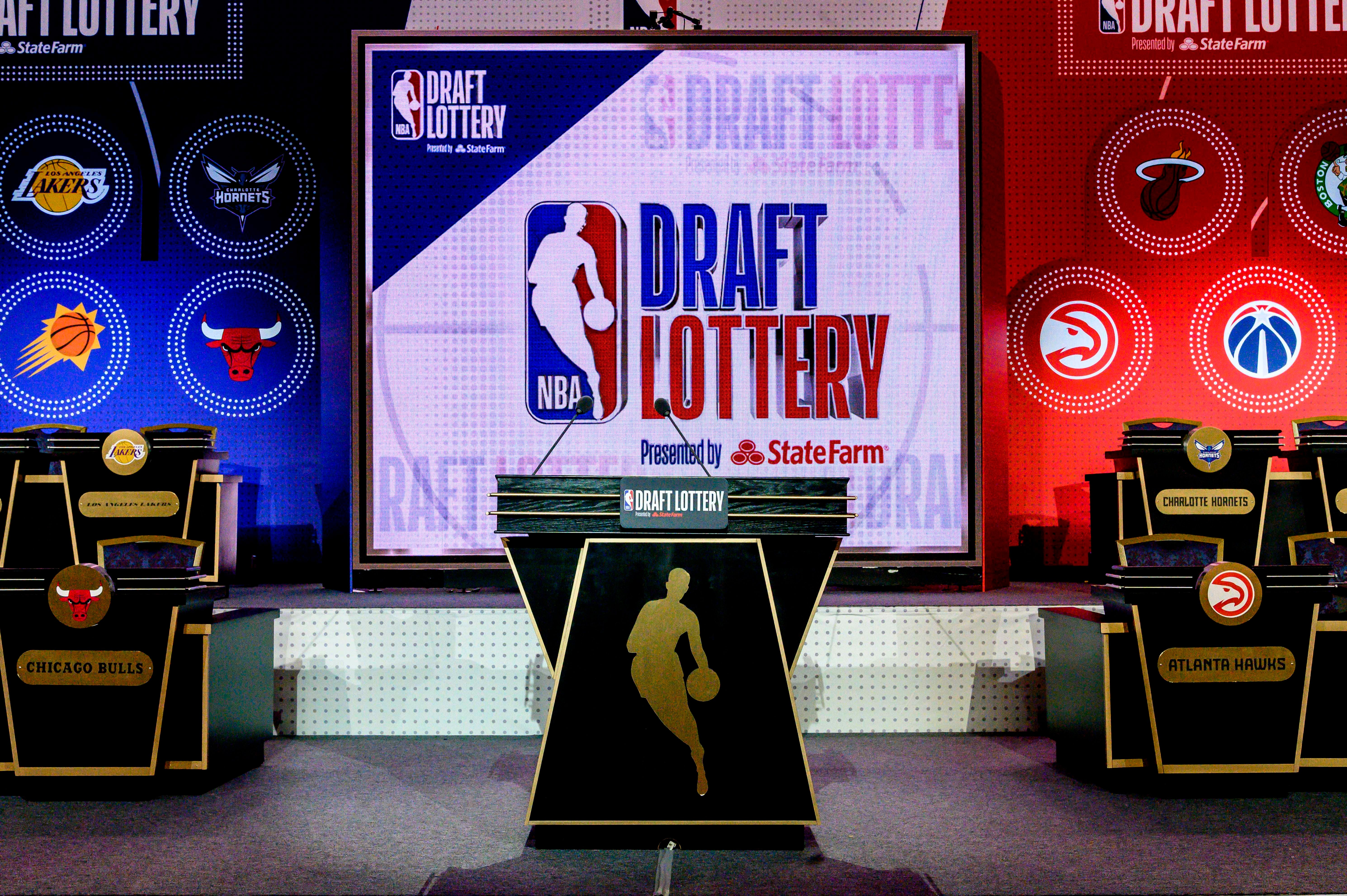 New Orleans Pelicans win NBA draft lottery, get No. 1 overall pick