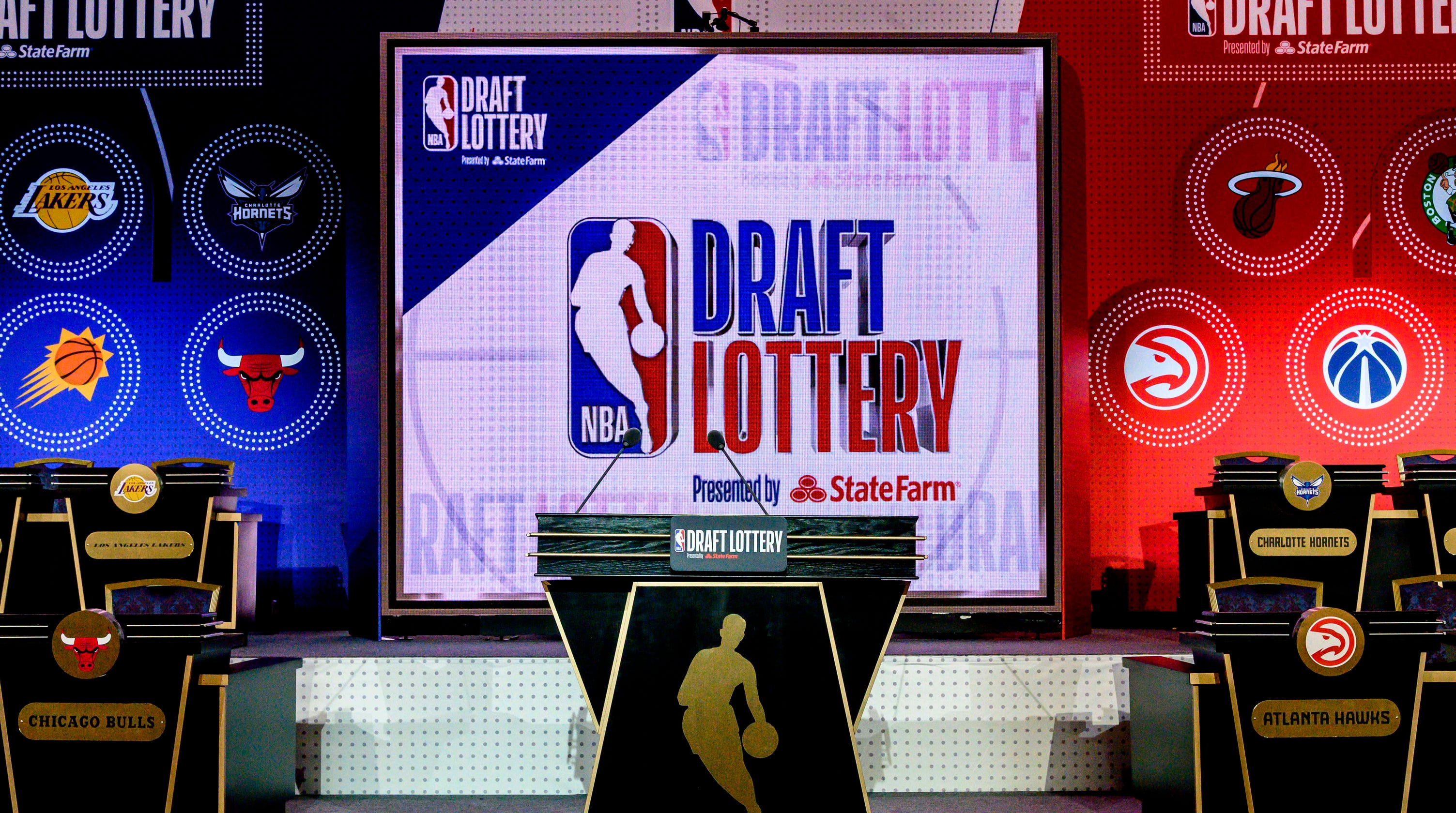 nba draft lottery pelicans win overall