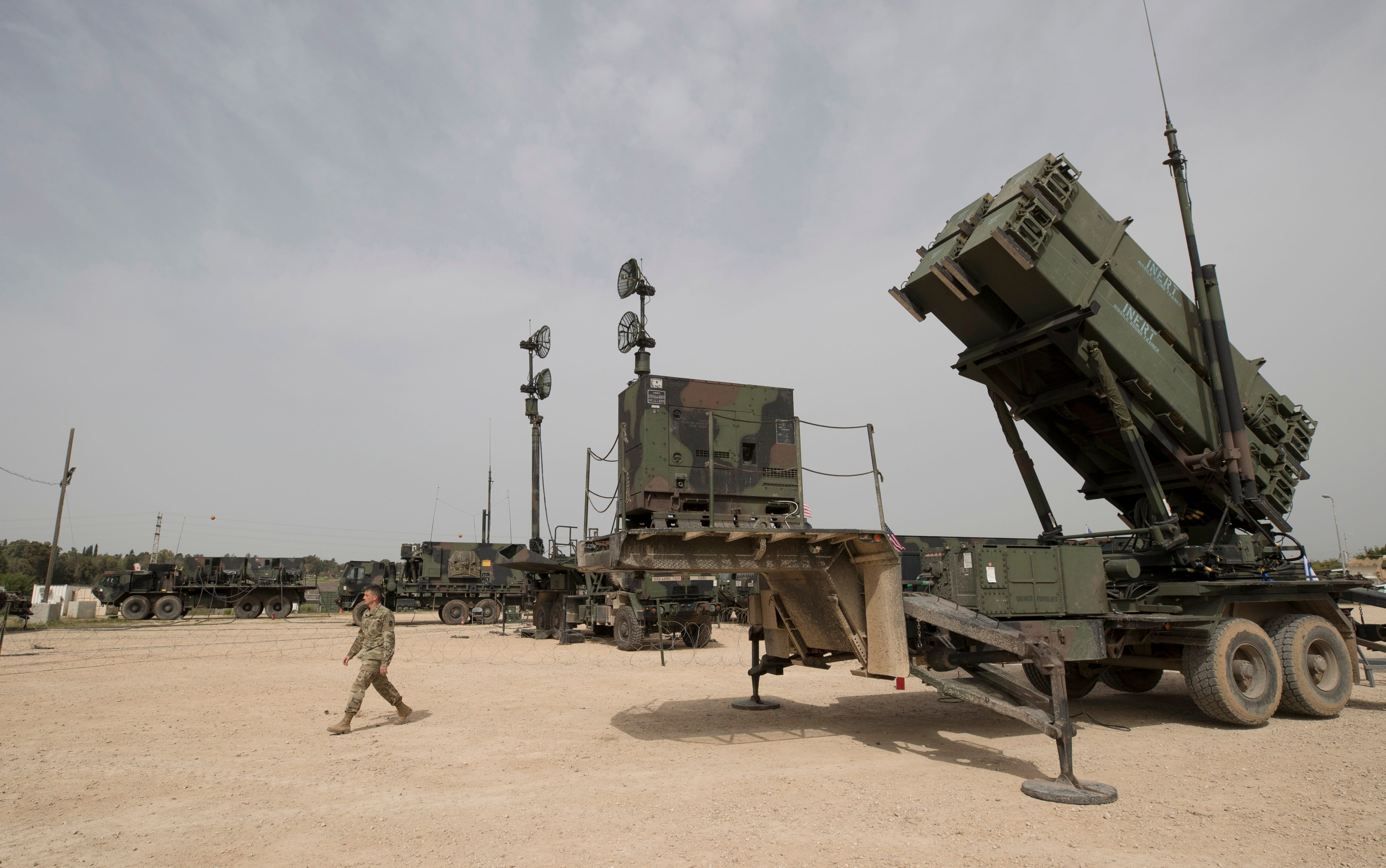 Image result for US Military staff have been ordered to leave Iraq amid escalating tensions with Iran!