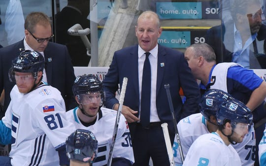 Ralph Krueger will be the new coach of the Buffalo Sabres.