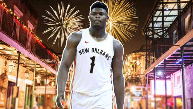 Pelicans Win Lottery And Zion Sweepstakes Knicks And Tankers Do Not