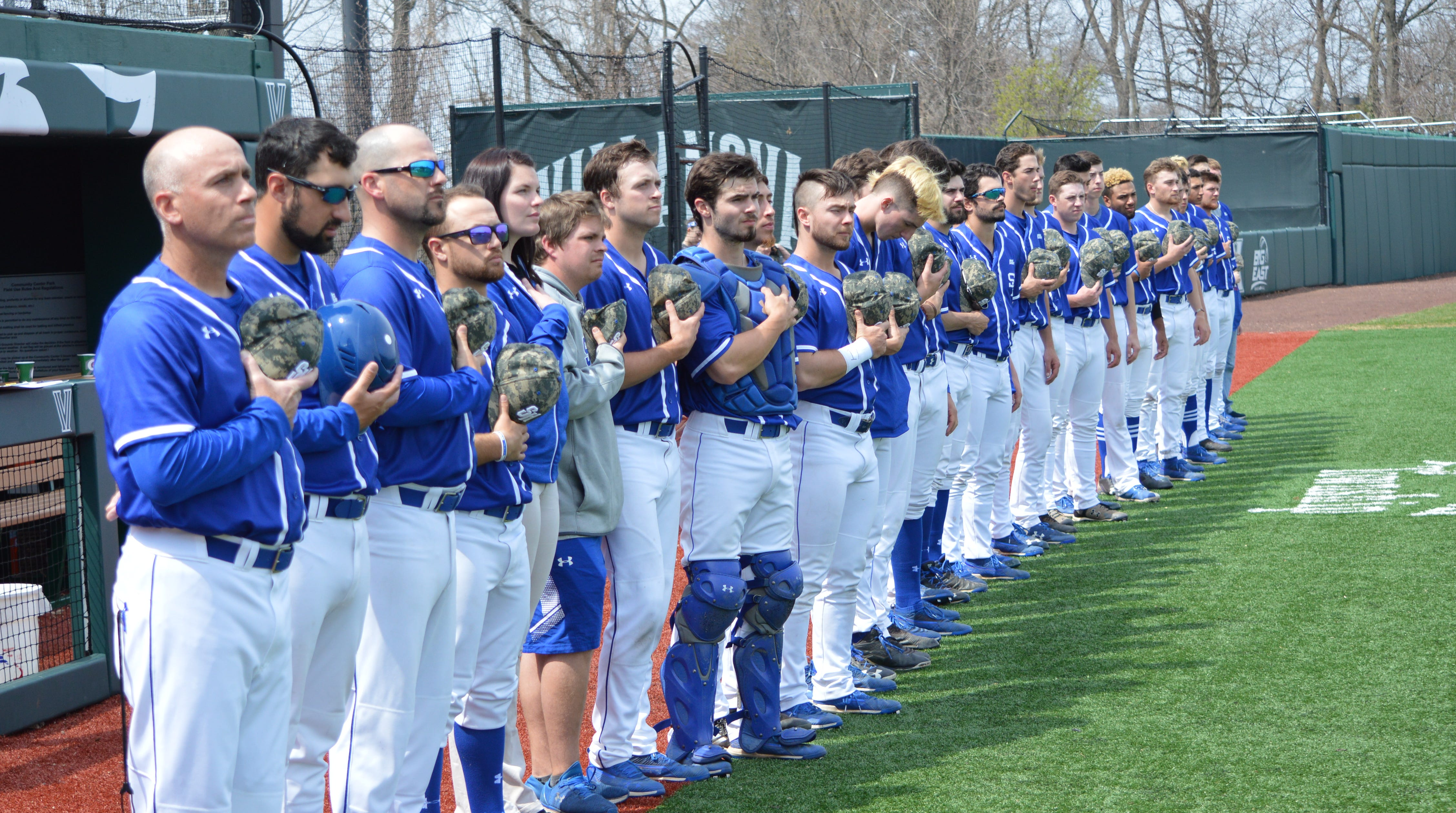 Seton Hall baseball lines up for the national...