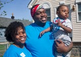 Habitat for Humanity builds Keansburg home for veteran and his family