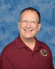 Fred Kilgallin is a Brevard Public Schools teacher