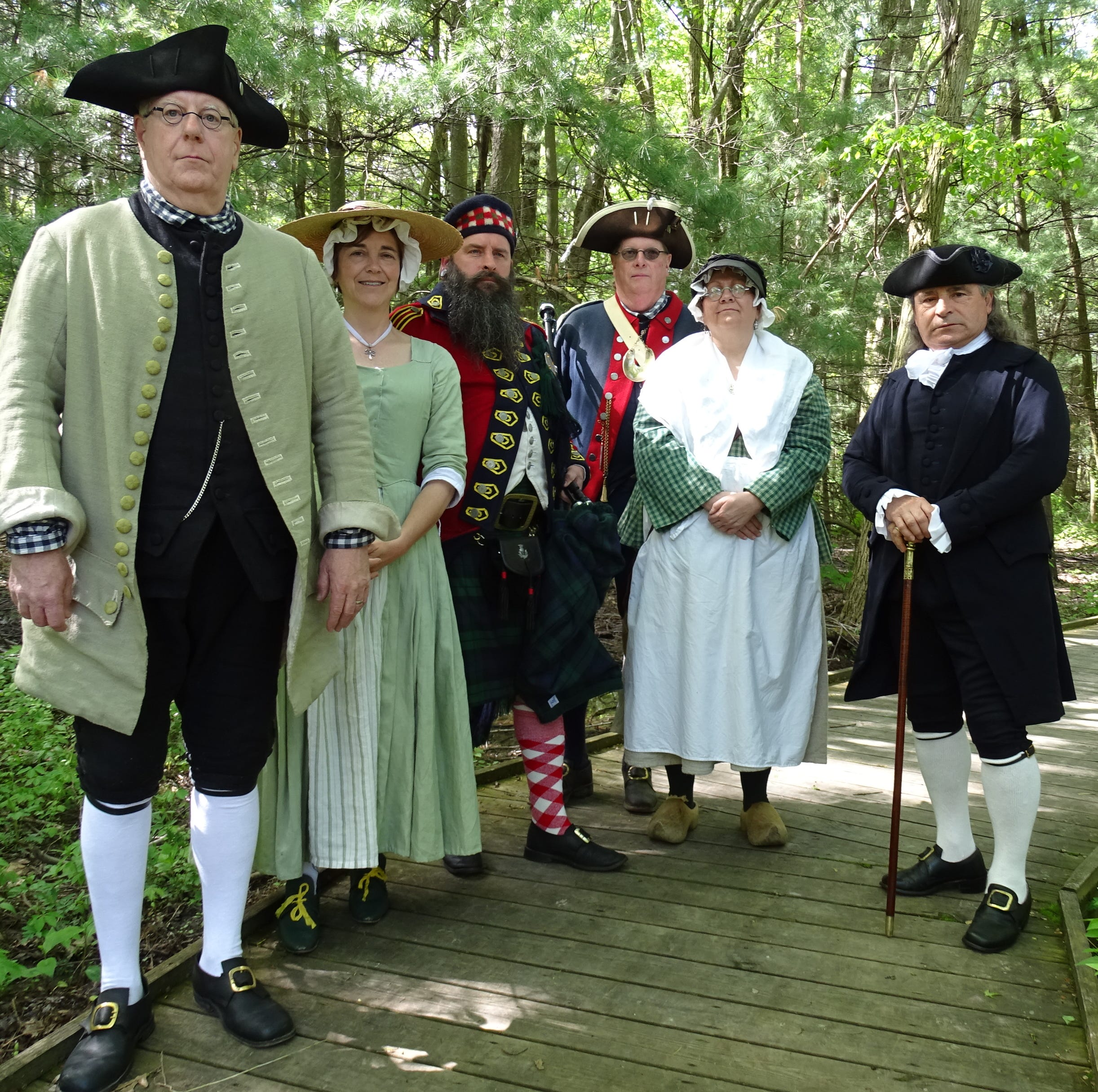 Living History Days event continues to grow, returns to Lowe-Volk Park for 17th year