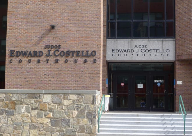 Judge Edward J. Costello Courthouse at 32 Cherry St. in Burlington, which houses Family Court.
