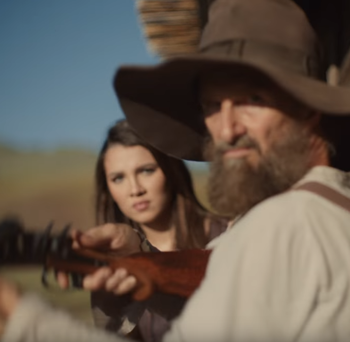Thomas J. Henry's daughter featured in Lil Nas X's 'Old Town Road' official music video