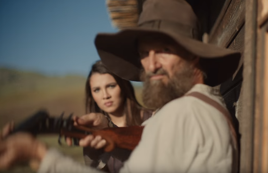 """Thomas J. Henry's daughter Maya Henry was featured in rapper Lil Nas X's """"Old Town Road"""" official music video. The video premiered Friday, May 17, 2019."""