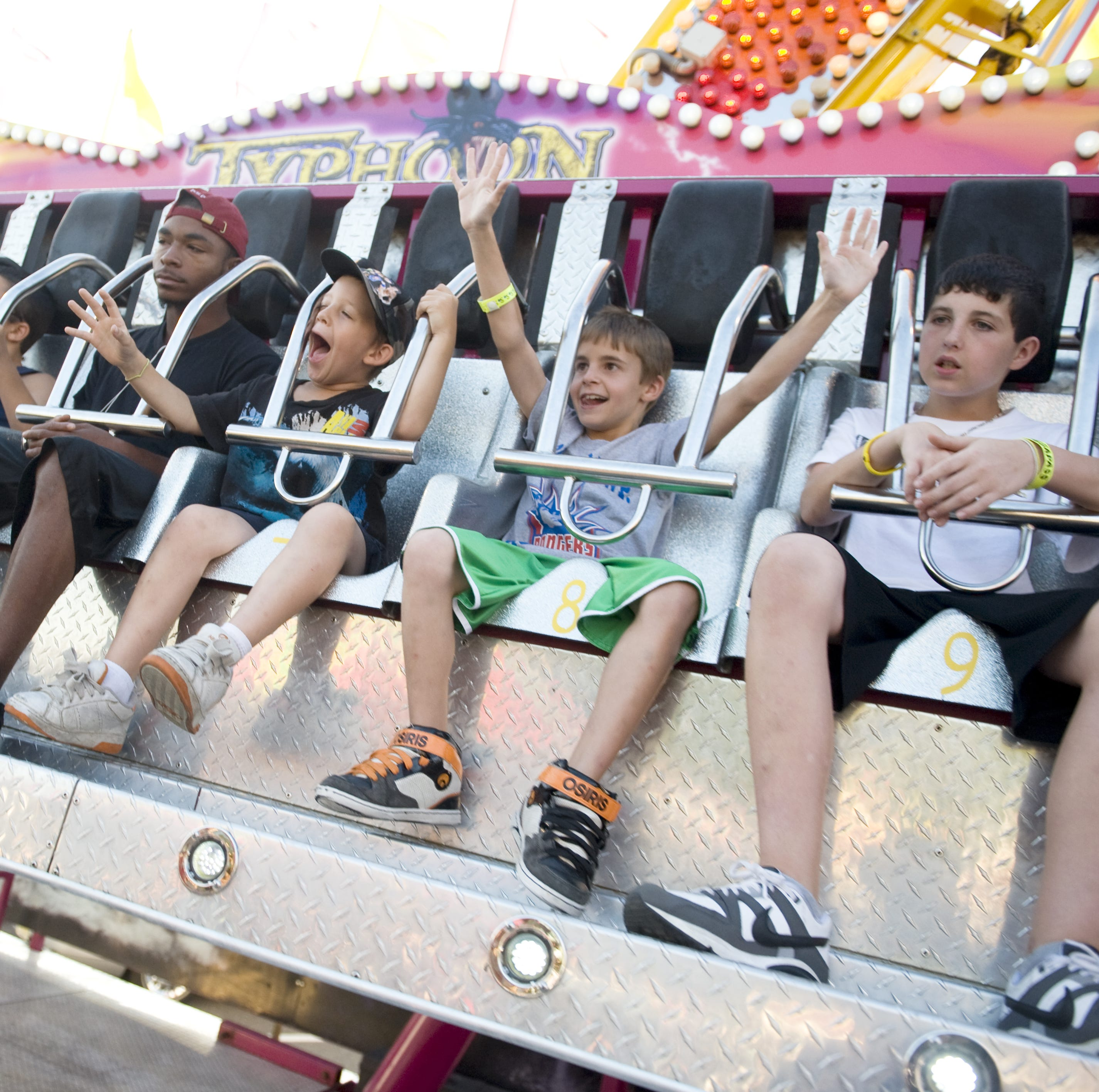 South Jersey Carnival Guide 2019: Family fun coming soon to a town near you